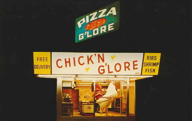Chick'n G'lore – Albany, New York