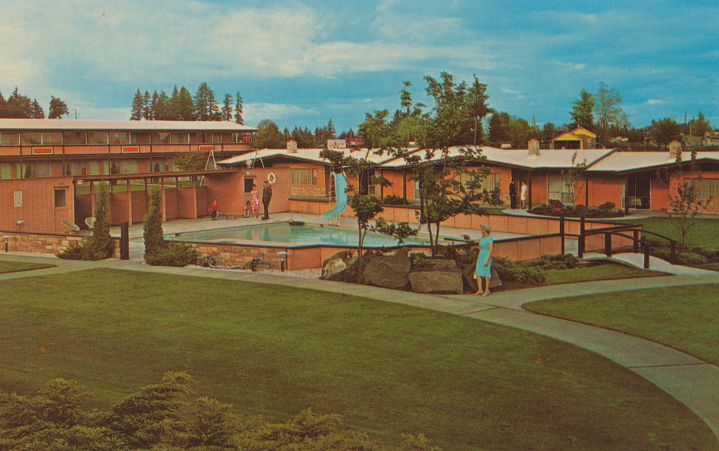 Tyee Motor Inn – Olympia, Washington
