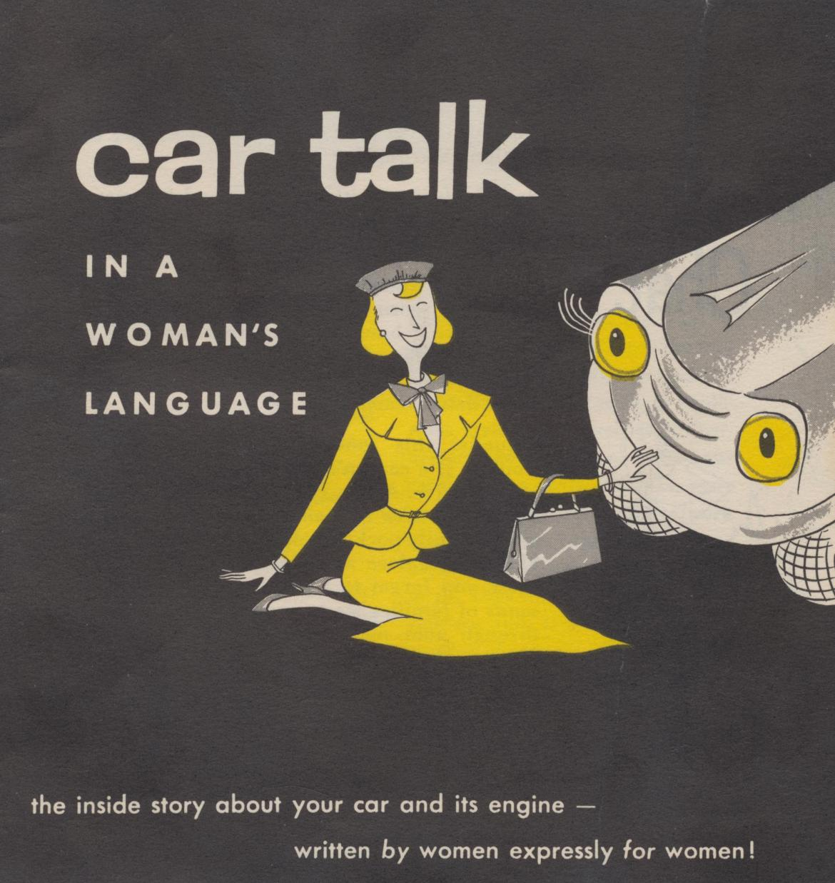 Car Talk in a Woman's Language