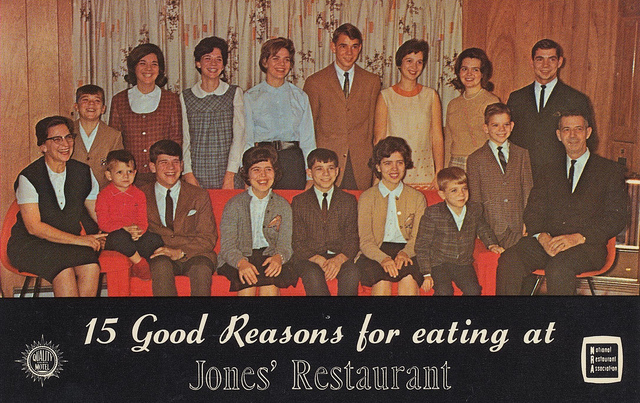 Jones' Kentucky Home Restaurant – Bardstown, Kentucky