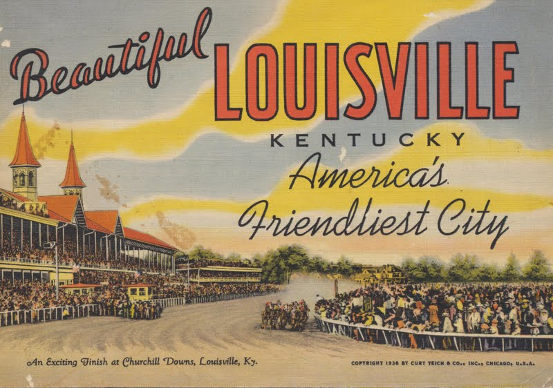 Beautiful Louisville, Kentucky