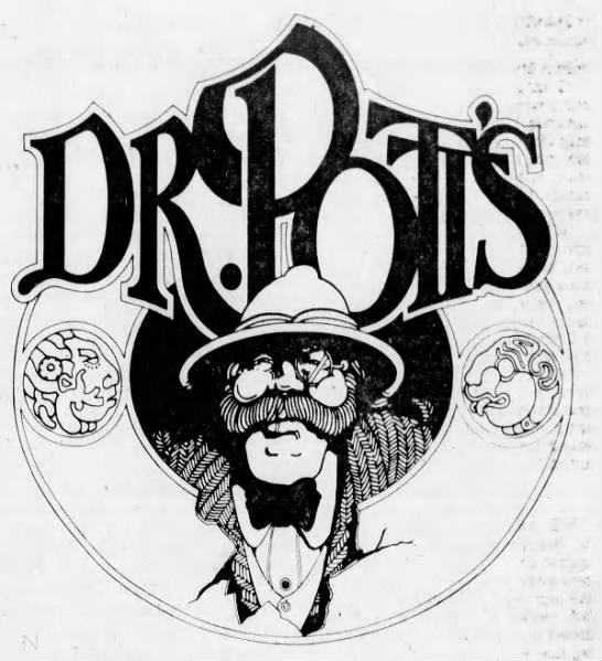 Dr. Pott's: Archaeology & Disco in the Cincinnati Suburbs