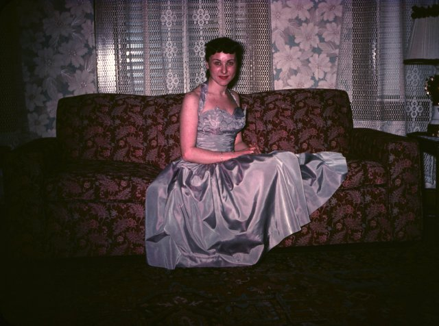 elsie-in-a-gown-1954_3490656118_o