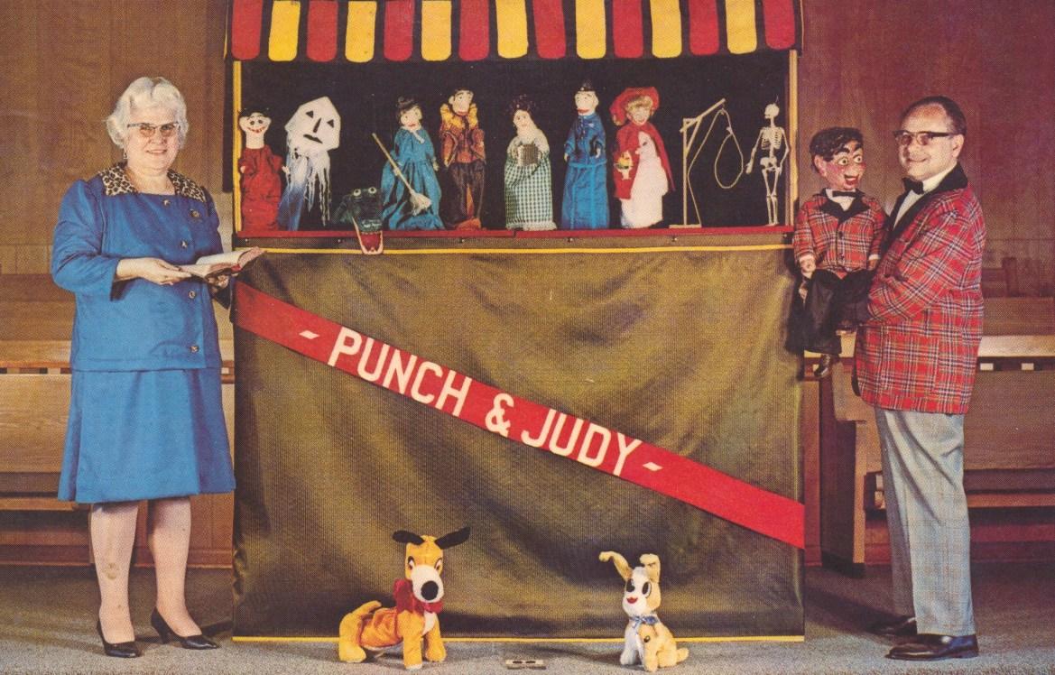The Ellis Puppets – Warren, Michigan