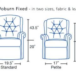 Ergonomic Chair Design Guidelines Indulgence Fishing Home Celebrity Woburn Armchair