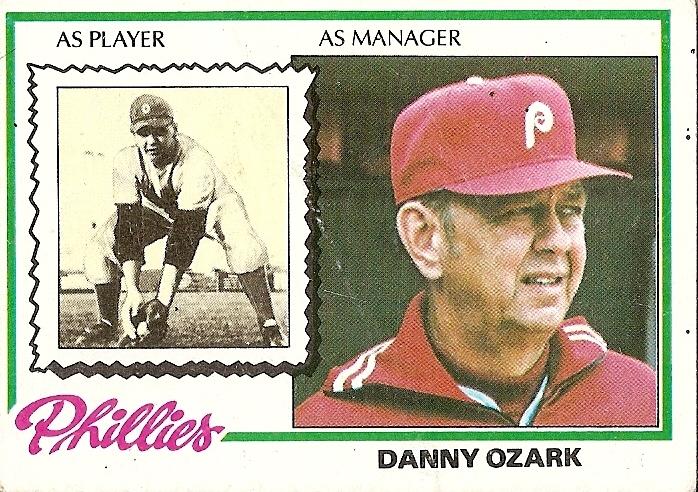 Danny Ozark 78