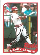 1989 Topps Barry Larkin