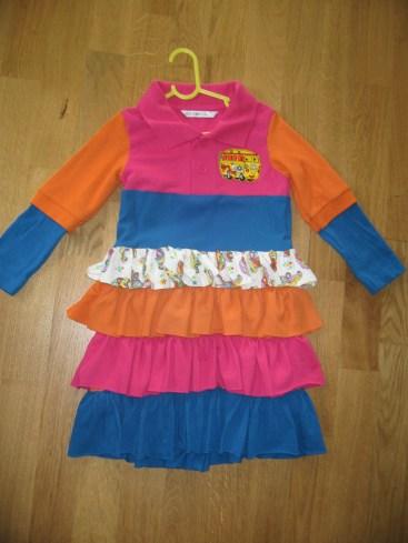 4-tiered dresss