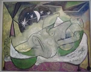 Picasso Femme nue couchee 1936 Centre Pompidou Paris France