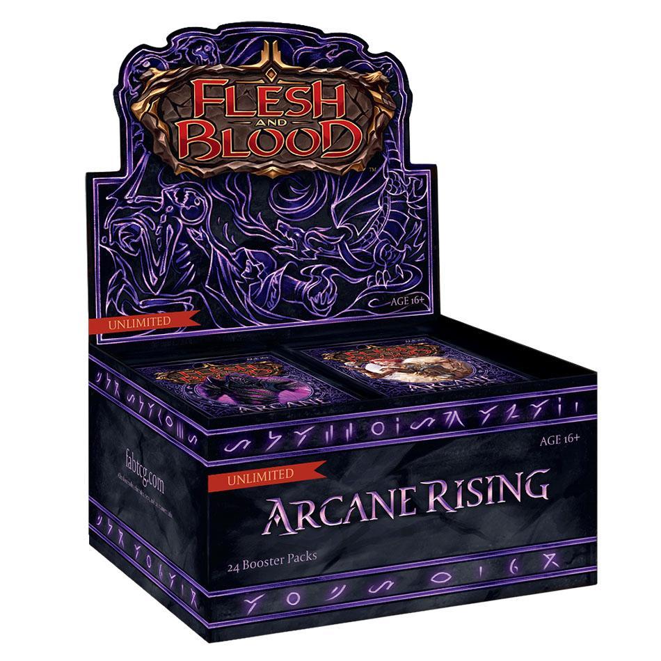 Flesh & Blood Arcane Rising Unlimited Super Rare