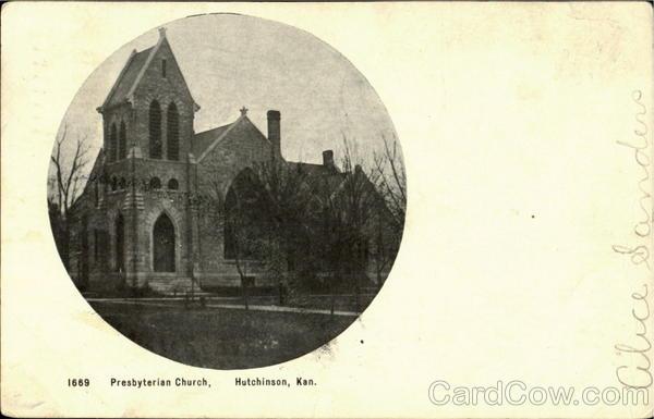 Presbyterian Church Hutchinson, KS