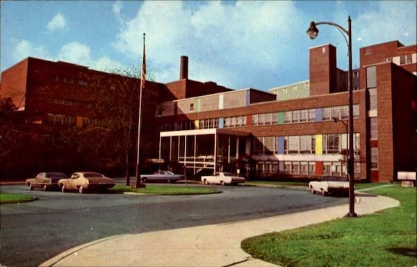Roswell Park Memorial Institute In Buffalo
