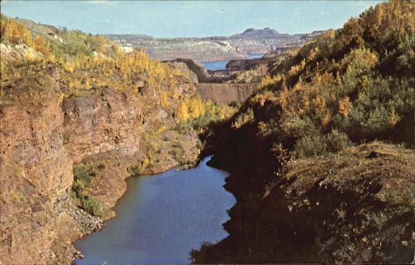 Pillsbury Mine Mesabi Iron Range