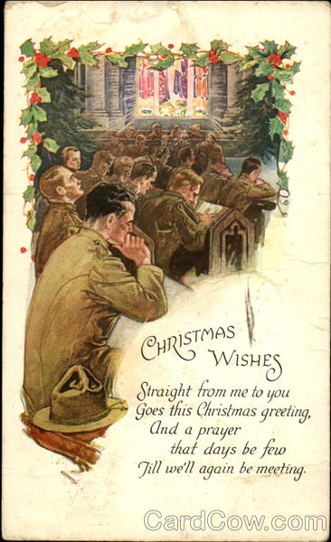 Military Christmas Wishes Christmas