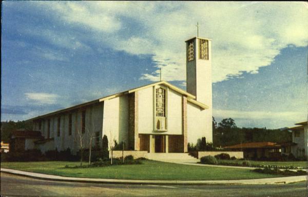 St Eugenes Catholic Church Santa Rosa CA