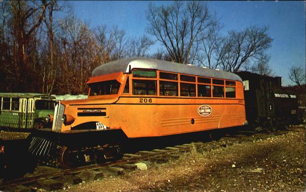 Illinois Terminal Rail Bus 206 Illinois Line IL