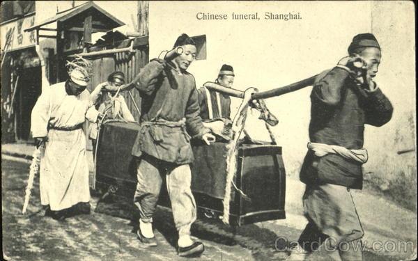 Chinese Funeral Shanghai