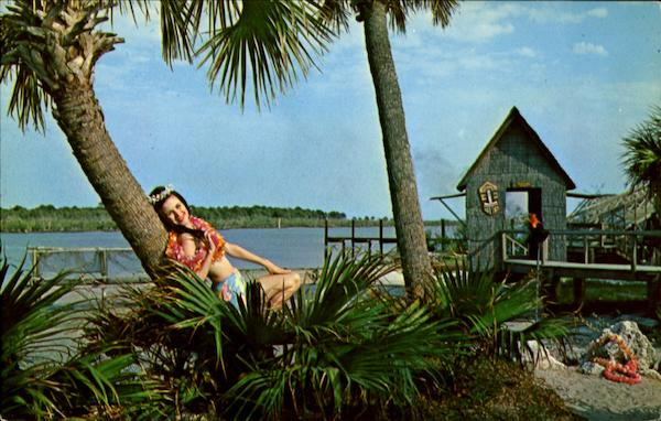 Tiki Gardens Indian Rocks Beach FL
