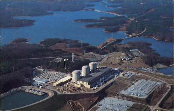 Oconee Nuclear Station Clemson SC