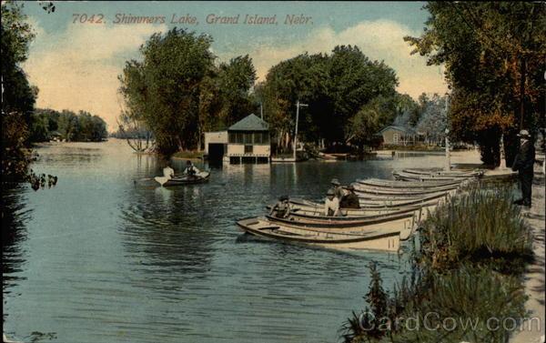 Shimmers Lake Grand Island NE