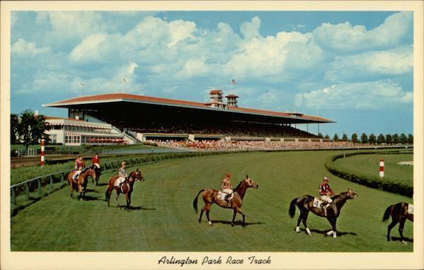 Arlington Park Race Track Arlington Heights IL