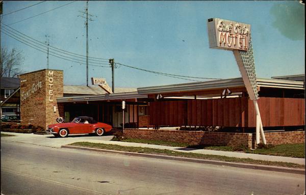East Gate Motel Lima OH