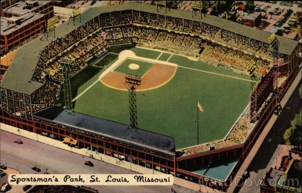 Sportsmans Park St Louis MO
