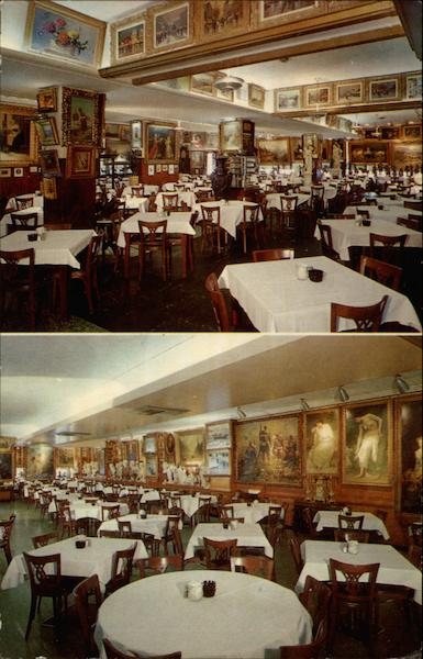 Haussners Restaurant Baltimore MD