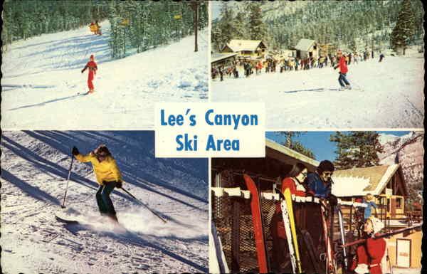 Lees Canyon Ski Area Las Vegas NV