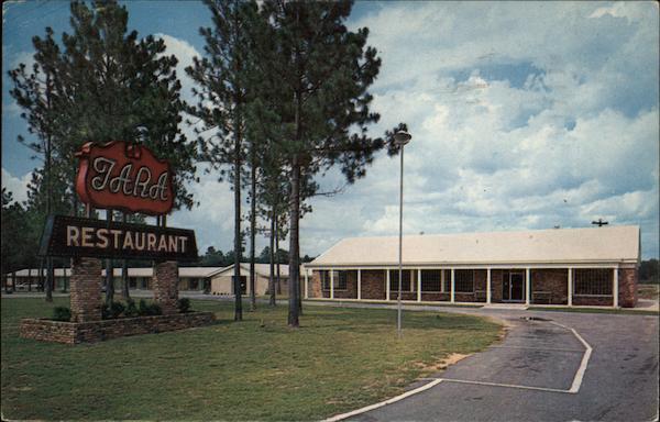 Tara Restaurant Bainbridge, GA