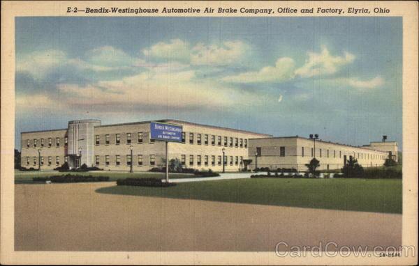 Bendix Westinghouse Automotive Air Brake Company Office