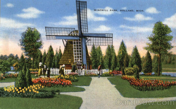 Windmill Park Holland MI