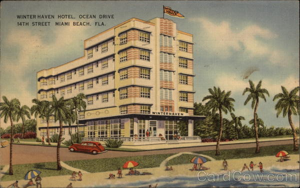 Winter Haven Hotel Miami Beach FL