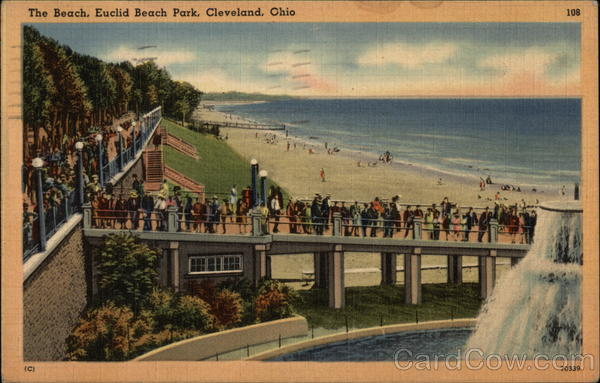 The Beach Euclid Beach Park Cleveland OH