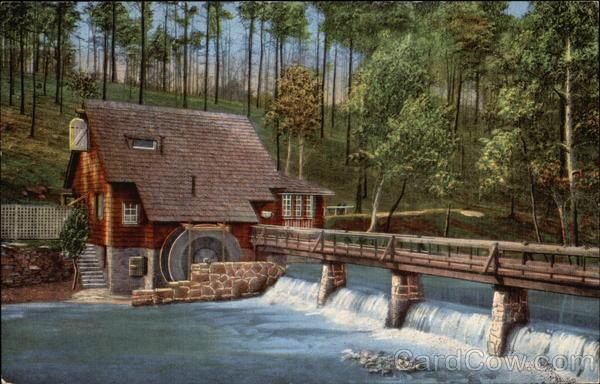 The Old Mill Mountain Brook Estate Birmingham AL