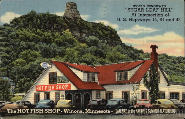 The Hot Fish Shop Winona MN