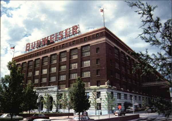 Anheuser Busch Bevo Bottling Plant St Louis MO
