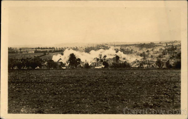 Destruction Of Lidice In 1942 Czech Republic