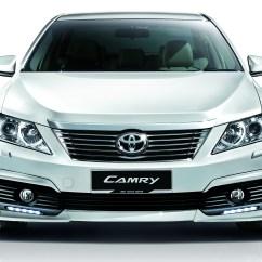 All New Camry 2.5 G Grand Avanza 2018 Putih Toyota Cardealer2u