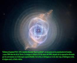 NGC 2392 Nebulosa-Esquimal-