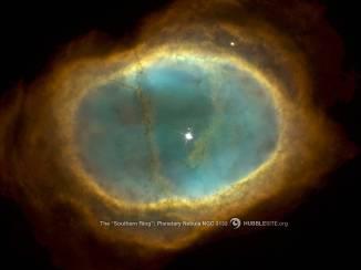 NGC3132 NEBULA RING