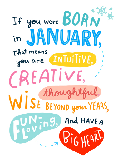 images January Birthday Images january birthday cards funny cards