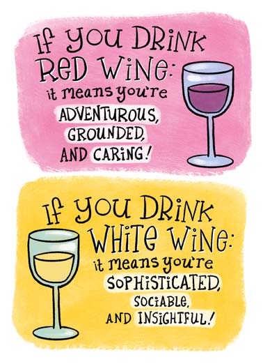 Happy Birthday Funny Wine : happy, birthday, funny, Birthday, Ecards, Wine,, Funny, Printout, Included