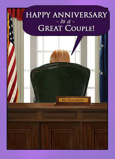 Free Funny Anniversary Ecards For Couple : funny, anniversary, ecards, couple, Funny, Political, Cards, Spouse,, Postage, Included