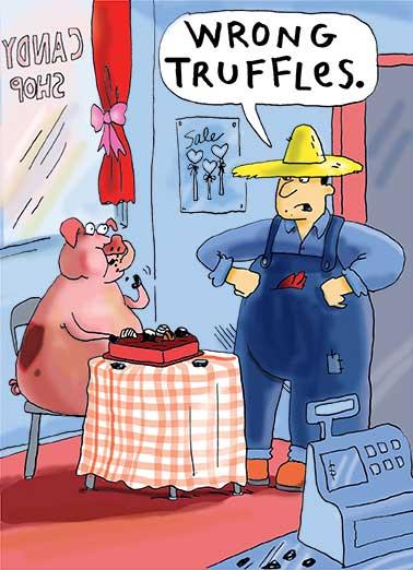 Funny Valentine Cartoons : funny, valentine, cartoons, Cartoons, Cards, Valentine's, Funny, Postage, Included