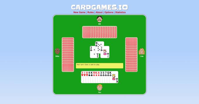 Msn Games Online Spades Games World