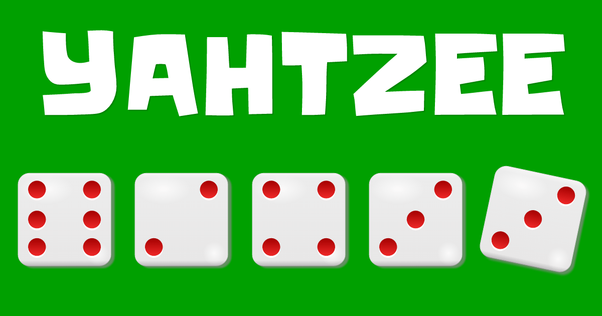 Yahtzee Play It Online
