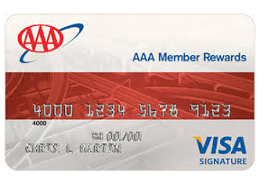 AAA Member Reward Credit Card Login
