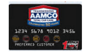 AAMCO Credit Card Login