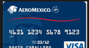 AEROMEXICO VISA CARD login